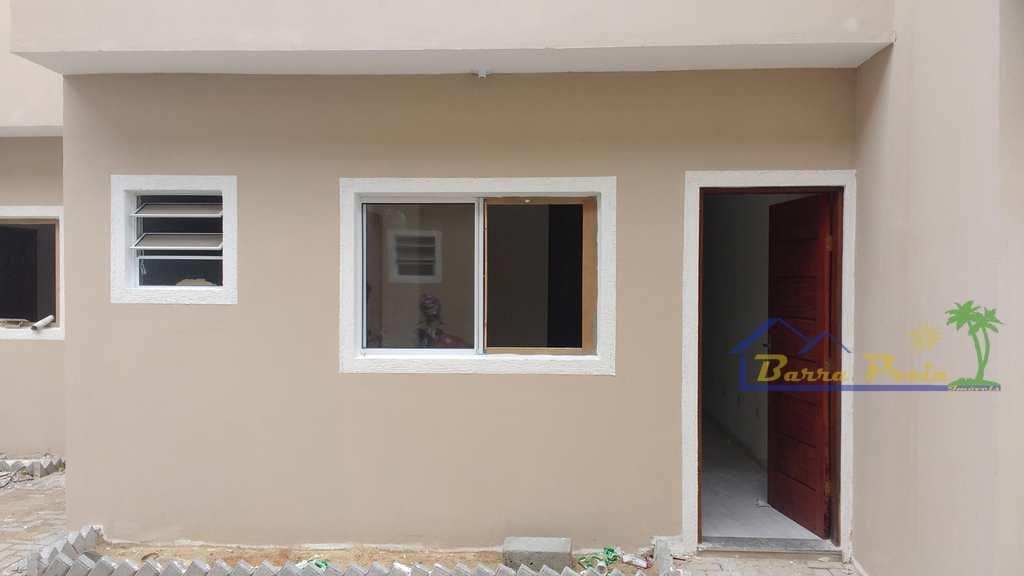 Casa de Condomínio em Itanhaém, bairro Suarão