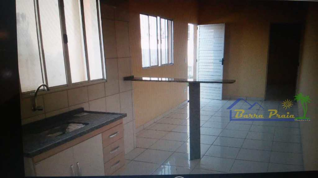 Casa em Itanhaém, no bairro Iemanjá