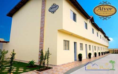 Casa de Condomínio, código 14 em Itanhaém, bairro Cibratel I