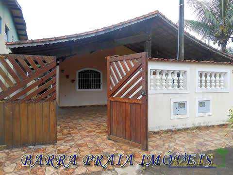Casa, código 16 em Mongaguá, bairro Agenor de Campos