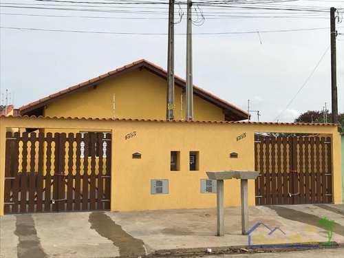 Casa, código 17 em Itanhaém, bairro Jardim Magalhães