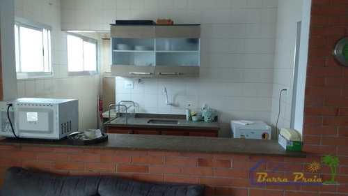 Apartamento, código 20 em Itanhaém, bairro Centro