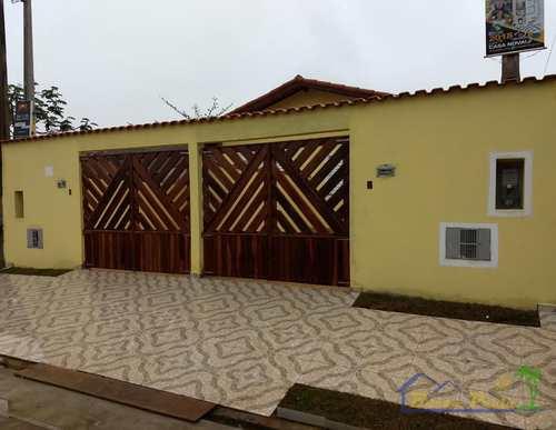 Casa, código 32 em Itanhaém, bairro Gaivotas