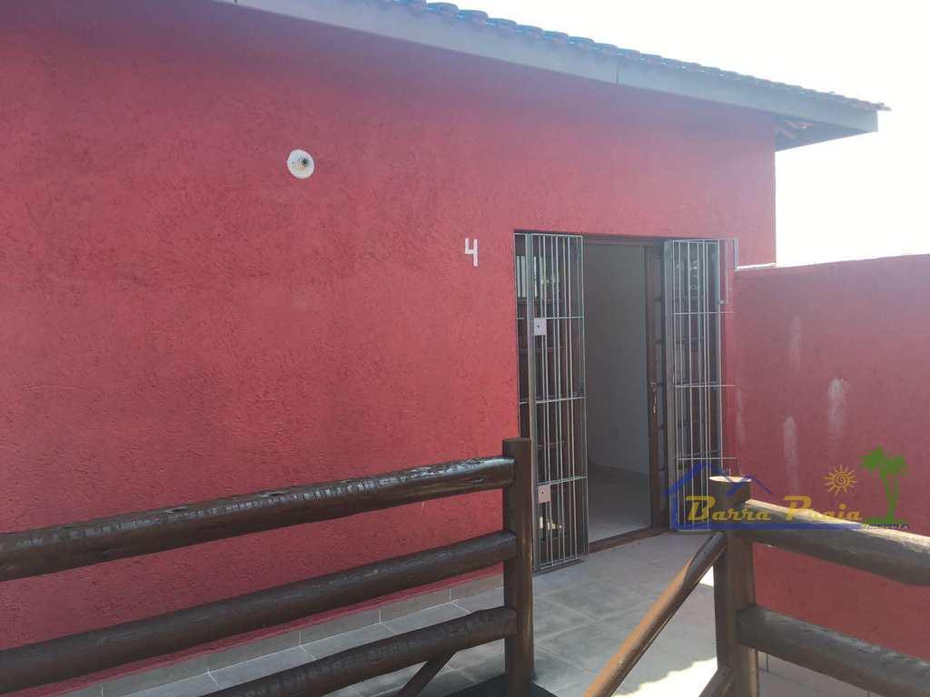 Casa em Itanhaém, no bairro Tupy