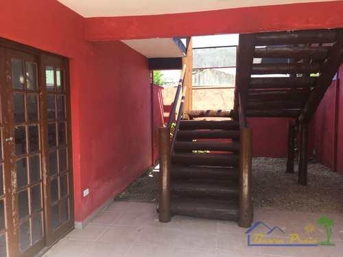 Casa, código 35 em Itanhaém, bairro Tupy