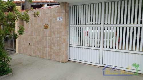Casa, código 40 em Itanhaém, bairro Jardim Mosteiro