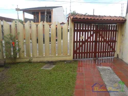 Casa, código 42 em Itanhaém, bairro Satélite
