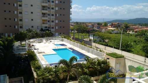 Apartamento, código 46 em Itanhaém, bairro Jardim Ibera