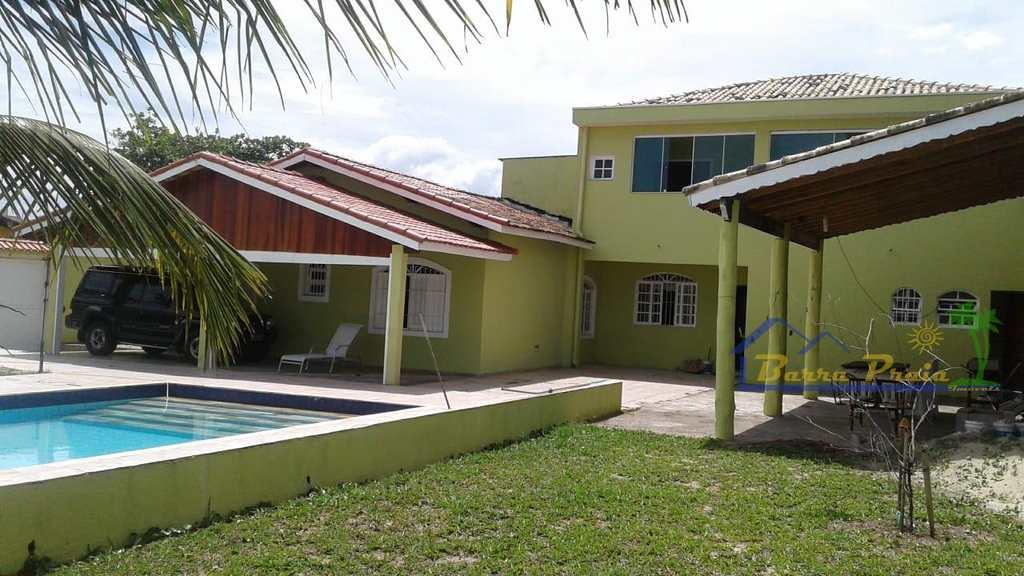 Casa em Itanhaém, no bairro Joia Atlântico