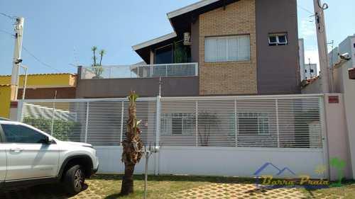 Casa, código 52 em Itanhaém, bairro Jardim Ibera