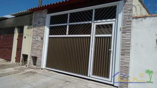 Casa, código 57 em Itanhaém, bairro Belas Artes