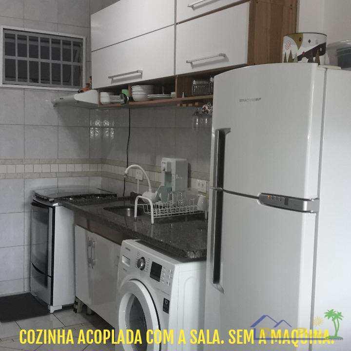 Apartamento em Itanhaém, no bairro Balneário Campos Elíseos