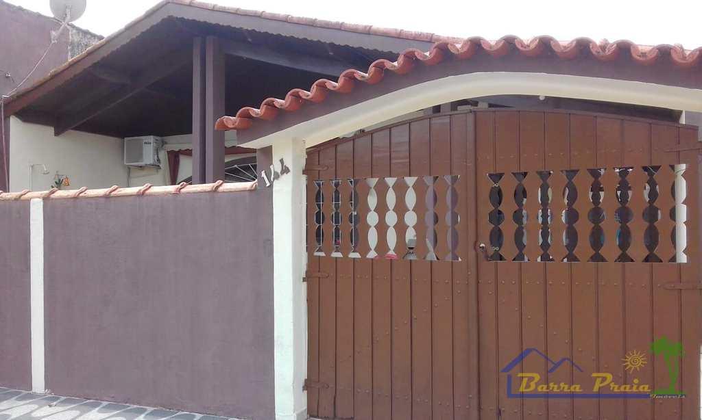 Casa em Itanhaém, no bairro Parque Balneário de Itanhaém