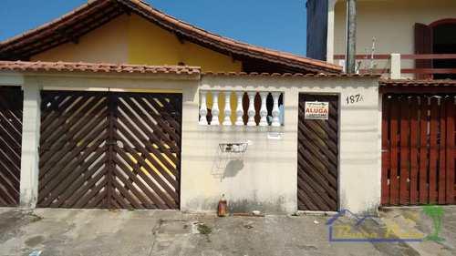 Casa, código 74 em Itanhaém, bairro Cidade José Duarte