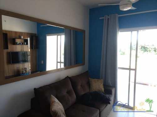 Apartamento, código 79 em Itanhaém, bairro Jardim Ibera