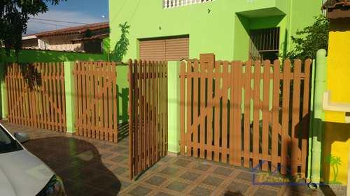Casa, código 85 em Itanhaém, bairro Belas Artes