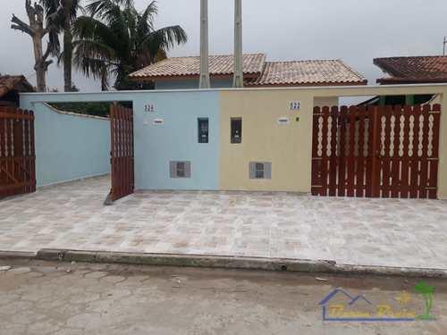 Casa, código 93 em Itanhaém, bairro Savoy