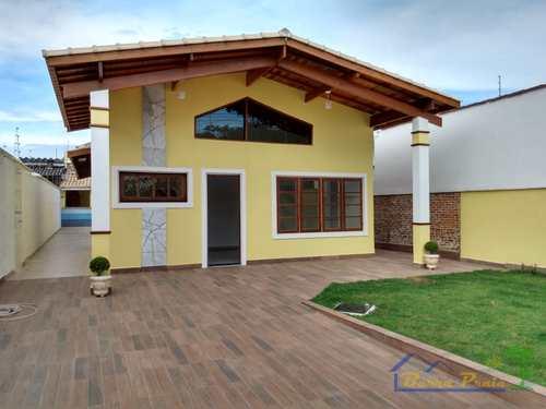 Casa, código 95 em Itanhaém, bairro Cibratel I