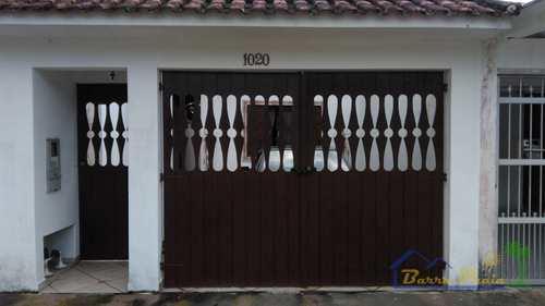 Casa, código 101 em Itanhaém, bairro Vila Loty