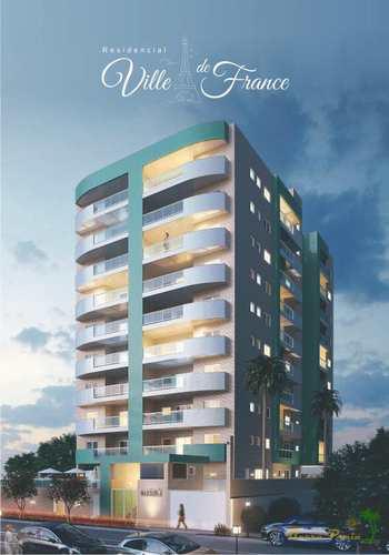 Apartamento, código 102 em Itanhaém, bairro Centro