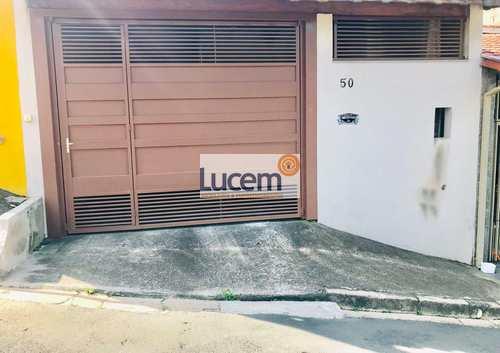 Casa, código 252 em Amparo, bairro Jardim Santa Júlia