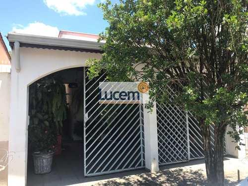 Casa, código 265 em Amparo, bairro Jardim Silmara