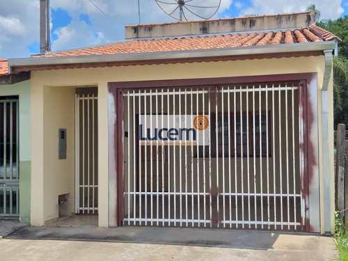 Casa, código 345 em Amparo, bairro Parque Modelo