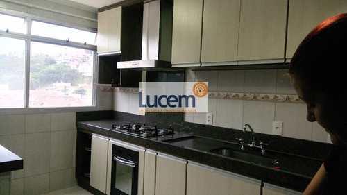 Apartamento, código 674 em Amparo, bairro Ribeirão