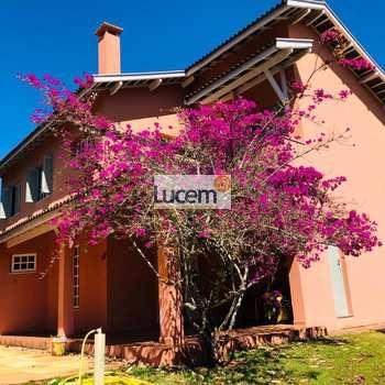 Casa em Monte Alegre do Sul, bairro Parque dos Ypês