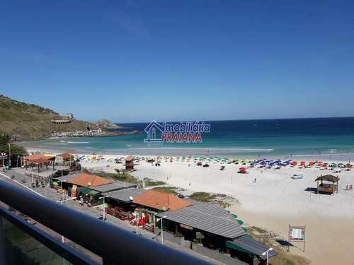 Apartamento, código A9304 em Arraial do Cabo, bairro Praia Grande