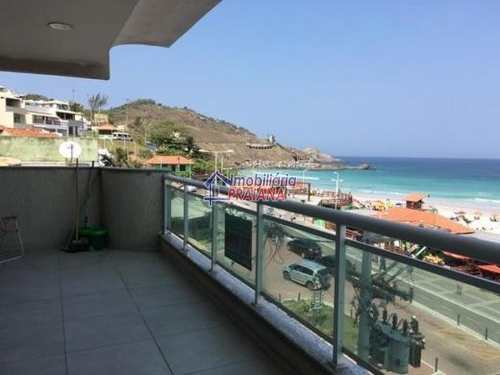 Apartamento, código V20001 em Arraial do Cabo, bairro Praia Grande