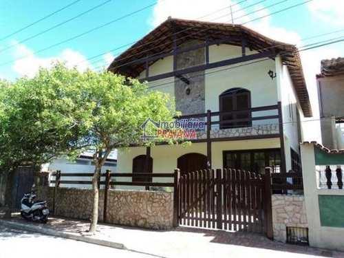 Casa, código V250 em Arraial do Cabo, bairro Praia dos Anjos