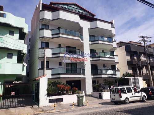 Apartamento, código VA403 em Arraial do Cabo, bairro Prainha