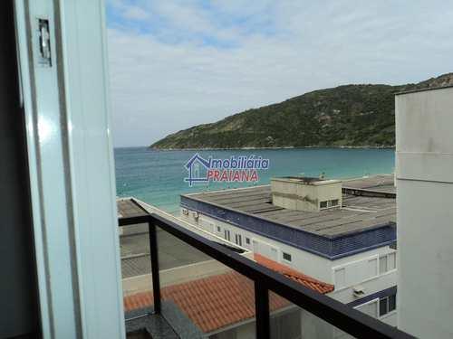 Apartamento, código V47 em Arraial do Cabo, bairro Prainha