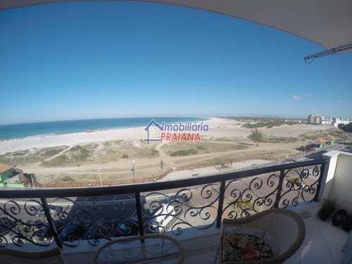Apartamento, código VA512 em Arraial do Cabo, bairro Praia Grande