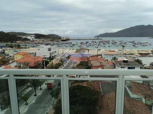 Apartamento, código V154 em Arraial do Cabo, bairro Praia dos Anjos
