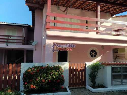 Casa de Condomínio, código T34 em Arraial do Cabo, bairro Praia dos Anjos