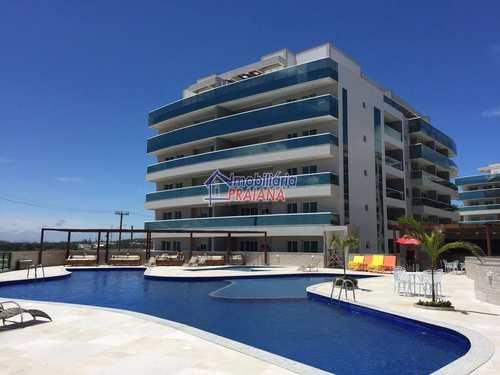Apartamento, código A306 em Arraial do Cabo, bairro Praia Grande