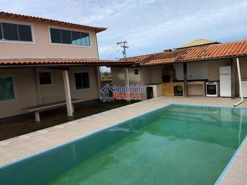 Casa de Condomínio, código V0348 em Arraial do Cabo, bairro Caiçara