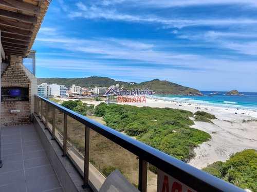 Cobertura, código T120 em Arraial do Cabo, bairro Praia Grande