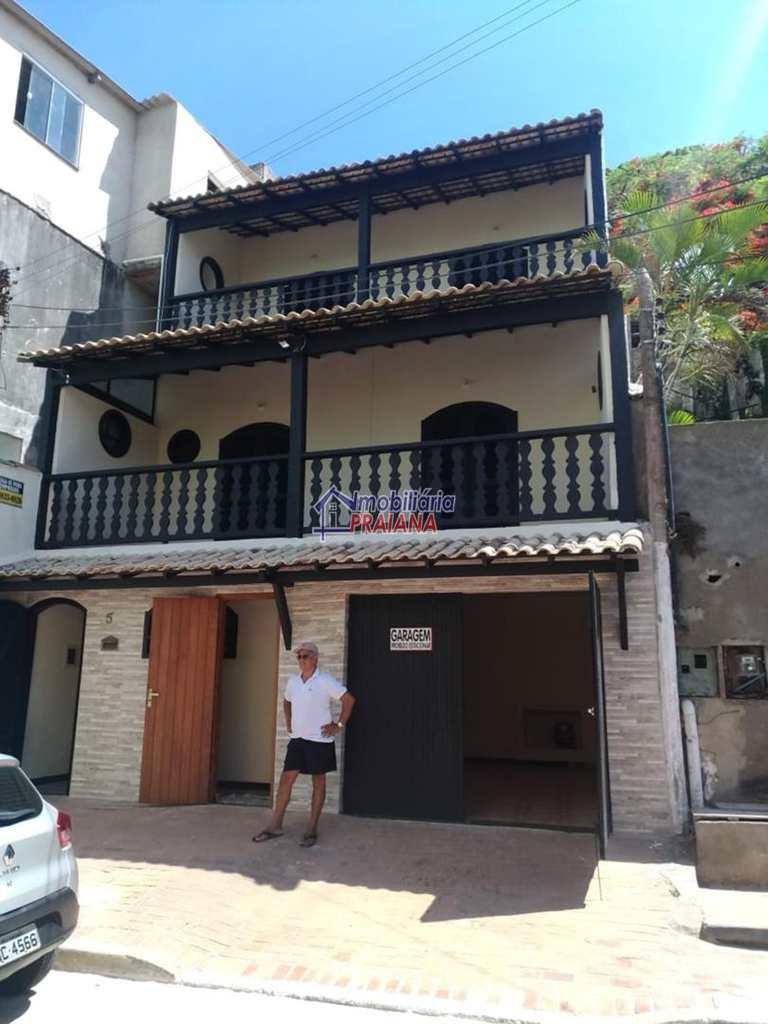 Casa em Arraial do Cabo, bairro Praia dos Anjos