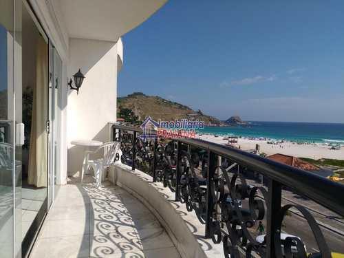 Apartamento, código V513 em Arraial do Cabo, bairro Praia Grande