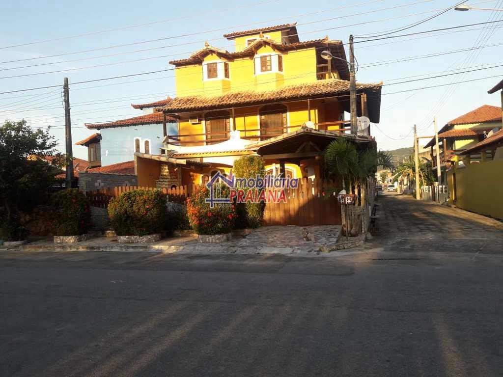 Casa de Condomínio em São Pedro da Aldeia, no bairro Base Aero Naval