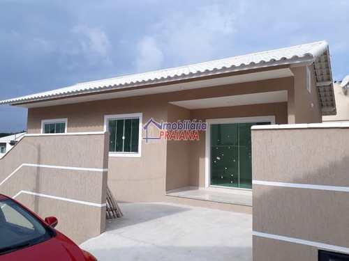 Casa de Condomínio, código VSPA50 em São Pedro da Aldeia, bairro Bela Vista