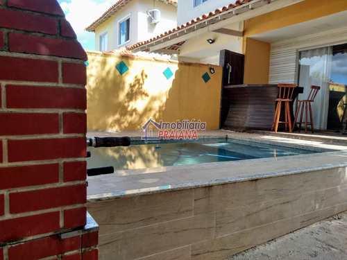 Casa, código VBUZ1 em Armação dos Búzios, bairro Rasa