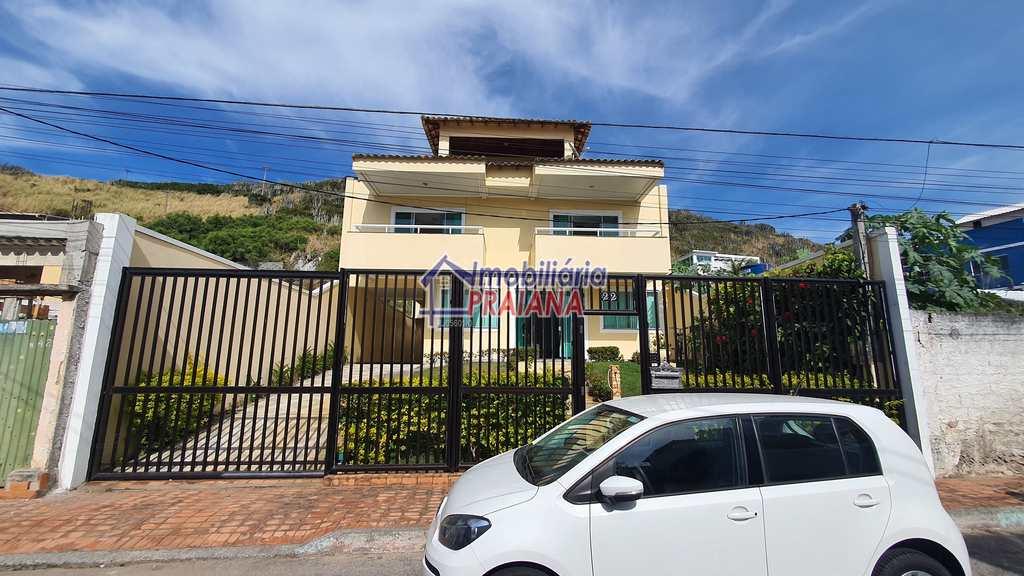 Casa em Arraial do Cabo, no bairro Baleia