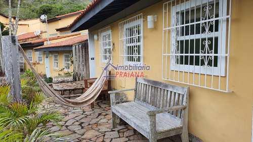 Casa de Condomínio, código T1 em Arraial do Cabo, bairro Pontal do Atalaia