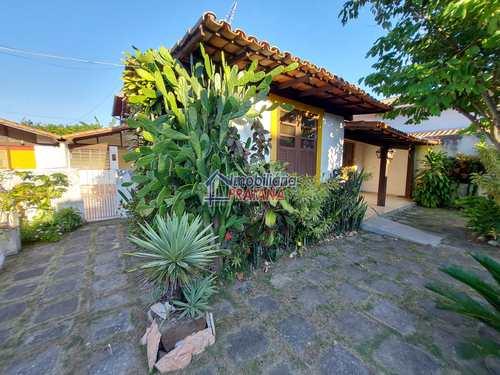Casa de Condomínio, código VCF02 em Cabo Frio, bairro Jardim Excelsior