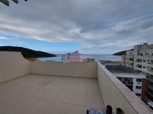 Cobertura, código V028 em Arraial do Cabo, bairro Prainha