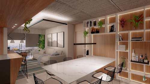 Apartamento, código 1350 em Praia Grande, bairro Canto do Forte